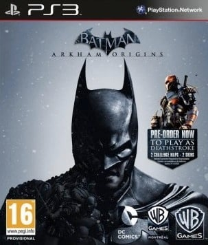 Box art - Batman: Arkham Origins,Batman: Arkham Origins (Wii U)