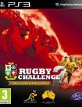 Box art - Rugby Challenge 2: The Lions Tour Edition