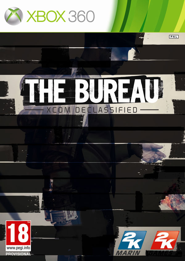 Box art - The Bureau: XCOM Declassified