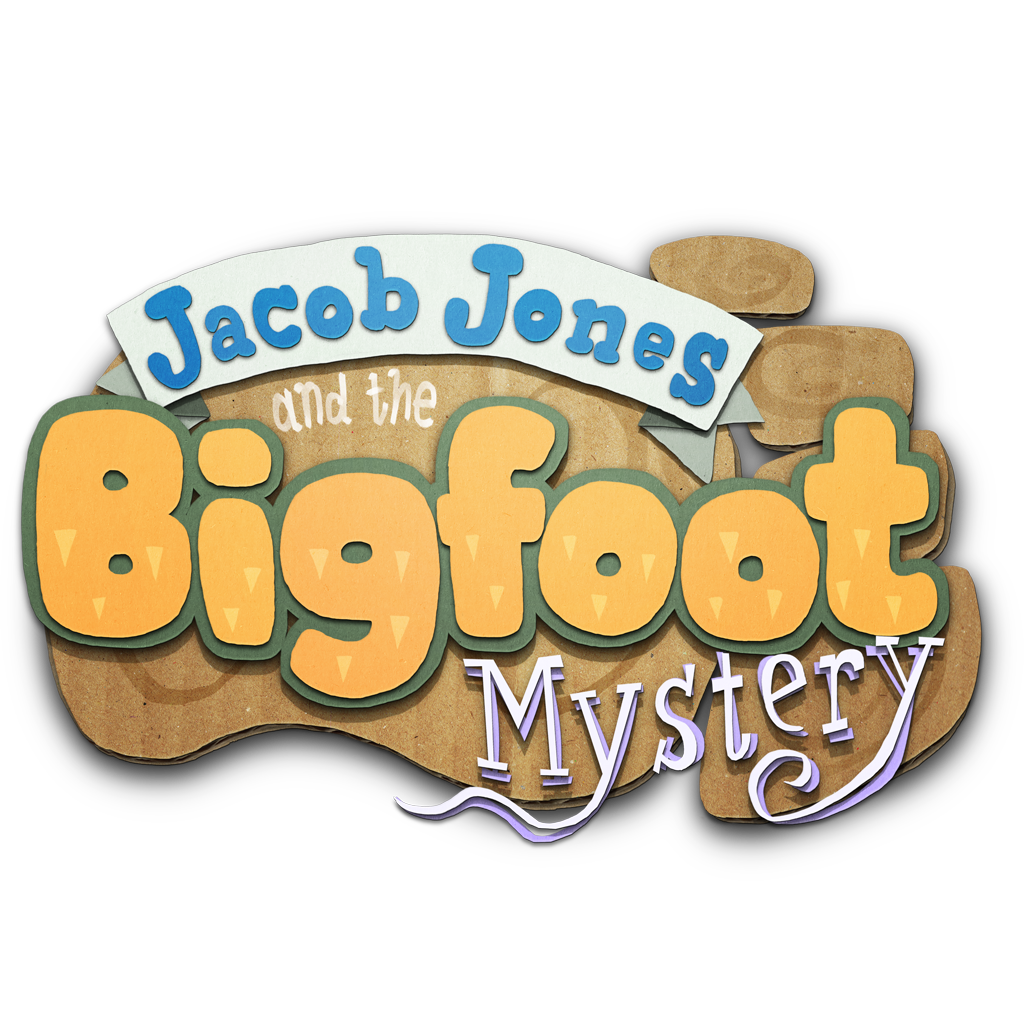 Box art - Jacob Jones and the Bigfoot Mystery