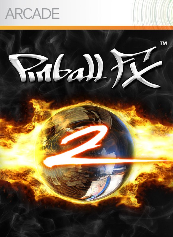 Box art - Pinball FX 2