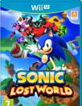 Box art - Sonic: Lost World (Wii U)