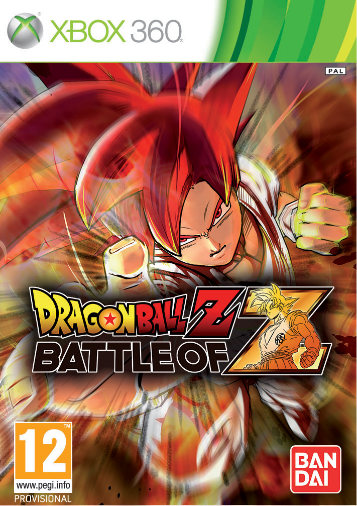 Box art - Dragon Ball Z: Battle of Z