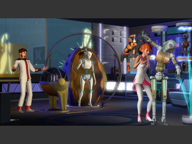 The Sims 3 Into the Future Archives - GameRevolution