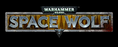 Box art - Warhammer 40,000: Space Wolf