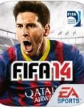 Box art - FIFA 14 (iOS)