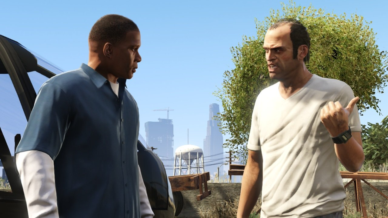 GTA V Is The Highest Grossing Media Title Of All Time