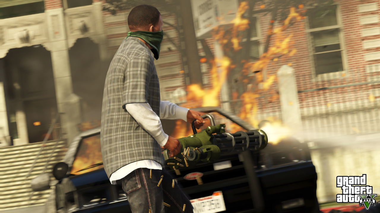 GTA Company Responds To Loot Box Controversy, Says It's Not Gambling
