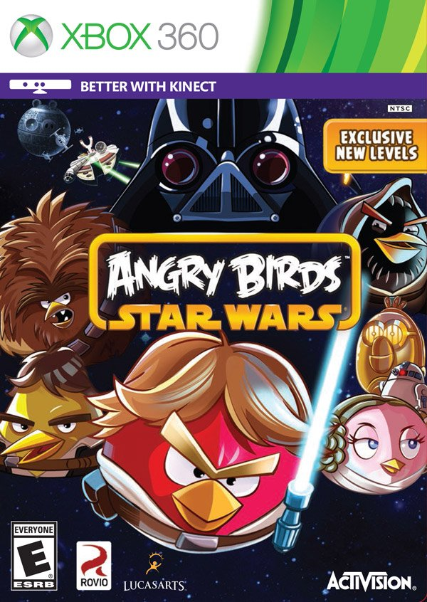 Box art - Angry Birds Star Wars