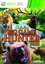 Box art - Cabela's Big Game Hunter 2012