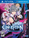 Box art - Conception II: Children of the Seven Stars