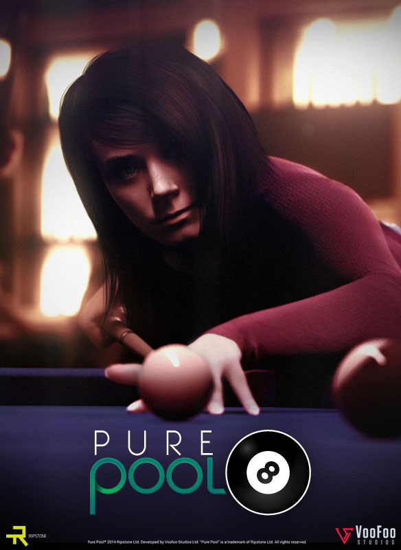 Box art - Pure Pool