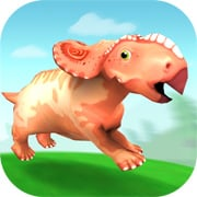 Box art - Walking with Dinosaurs - Dino Run!