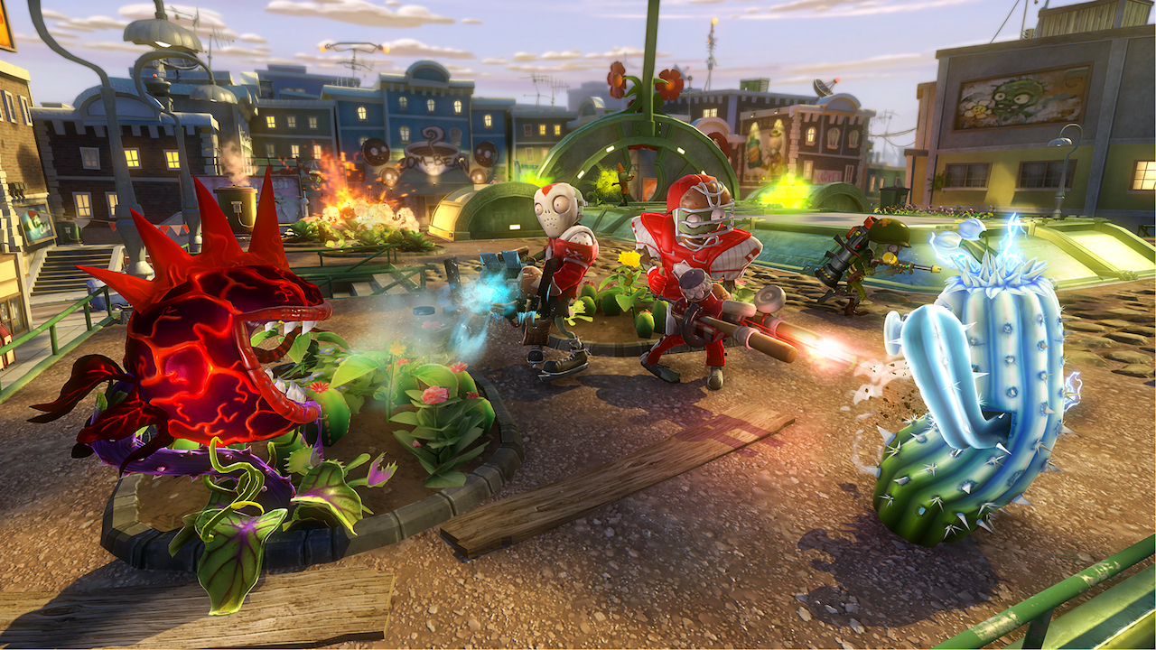 Plants Vs. Zombies: Garden Warfare Archives - GameRevolution
