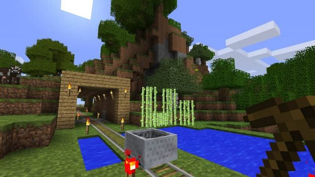opinion simpler games are better minecraft