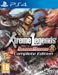 Box art - Dynasty Warriors 8: Xtreme Legends