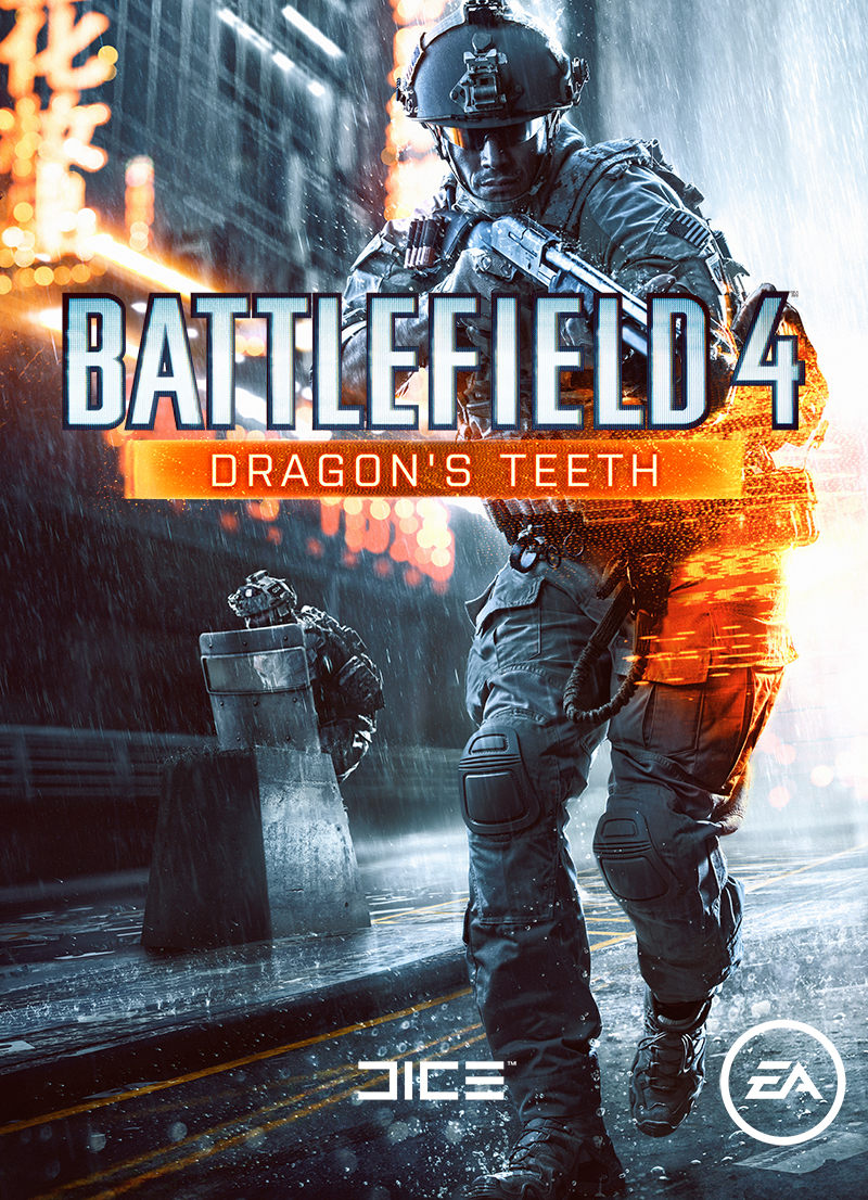 Box art - Battlefield 4 Dragon's Teeth