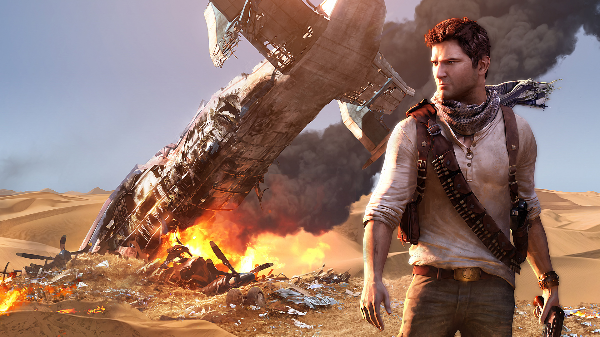 """Yoshida: Uncharted Collection a """"Good Candidate"""" for PS4 Remaster Treatment"""