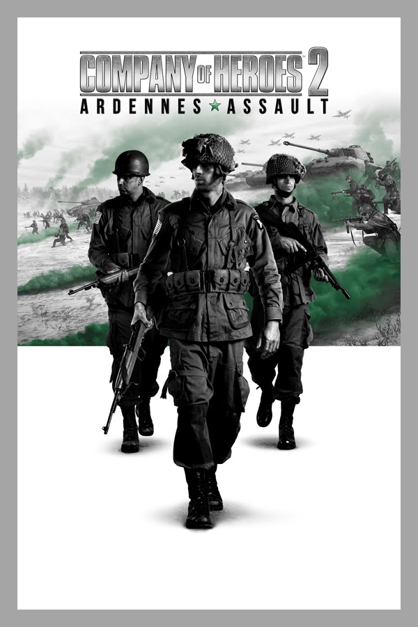 Box art - Company of Heroes 2: Ardennes Assault
