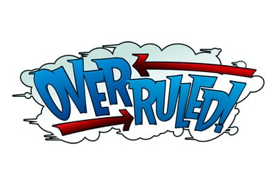 Box art - Overruled!