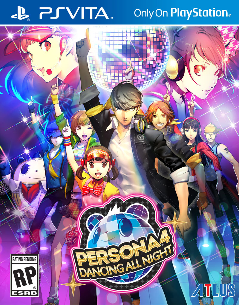 Box art - Persona 4: Dancing All Night
