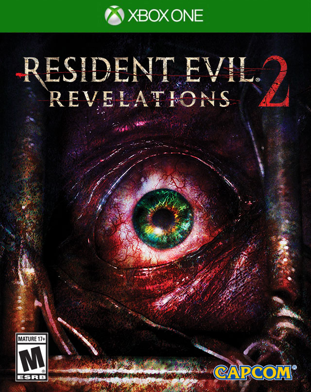 Box art - Resident Evil Revelations 2 - Episode 1: Penal Colony