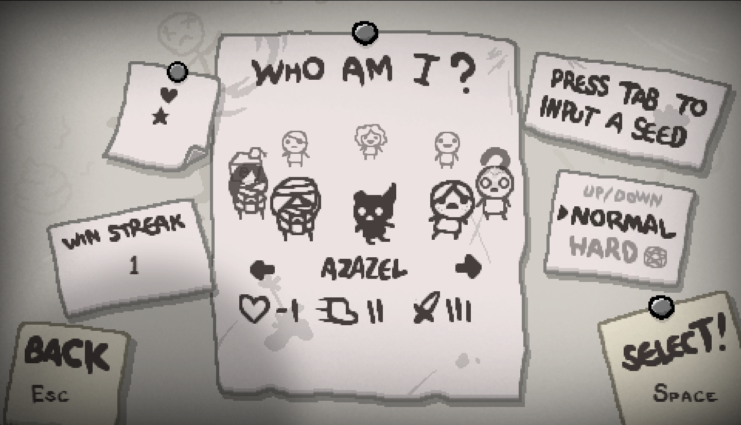 how to over write binding of isaac files