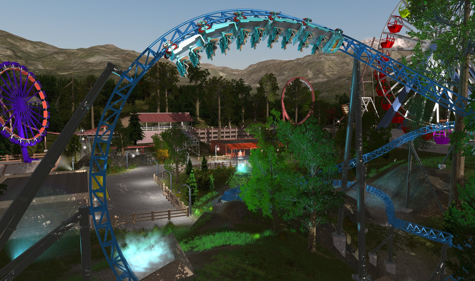 NoLimits 2 Coaster Simulator Archives - GameRevolution