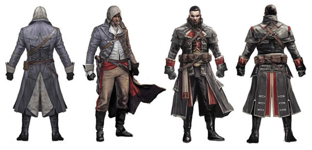 Assassin S Creed Rogue Outfit Guide Gamerevolution