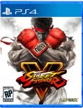 Box art - Street Fighter V