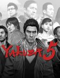Box art - Yakuza 5
