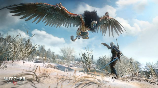 Witcher 3 transfer PC save PS4 Xbox One cloud