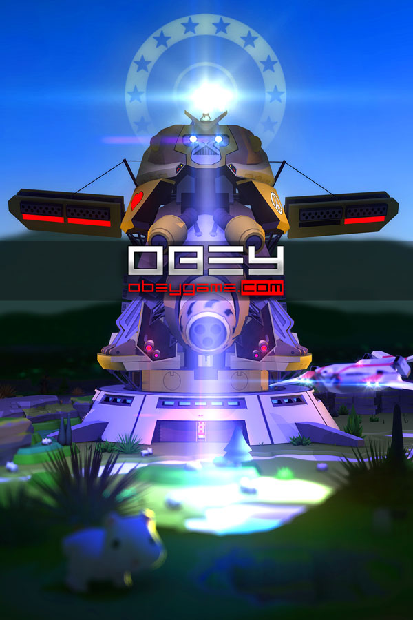 Box art - OBEY
