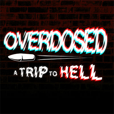 Box art - Overdosed: A Trip to Hell