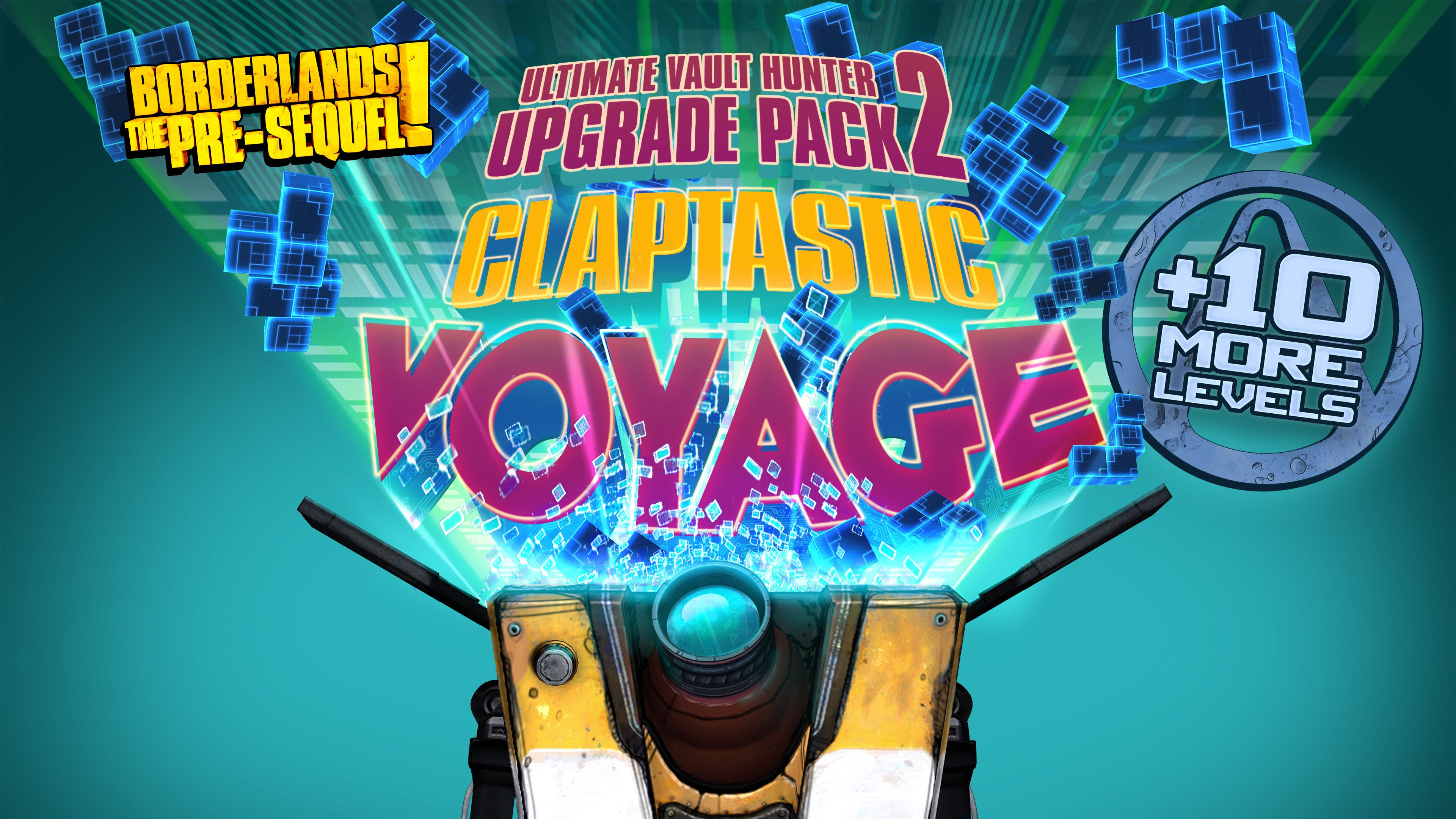 Borderlands The Pre Sequel Claptastic Voyage And Ultimate Vault