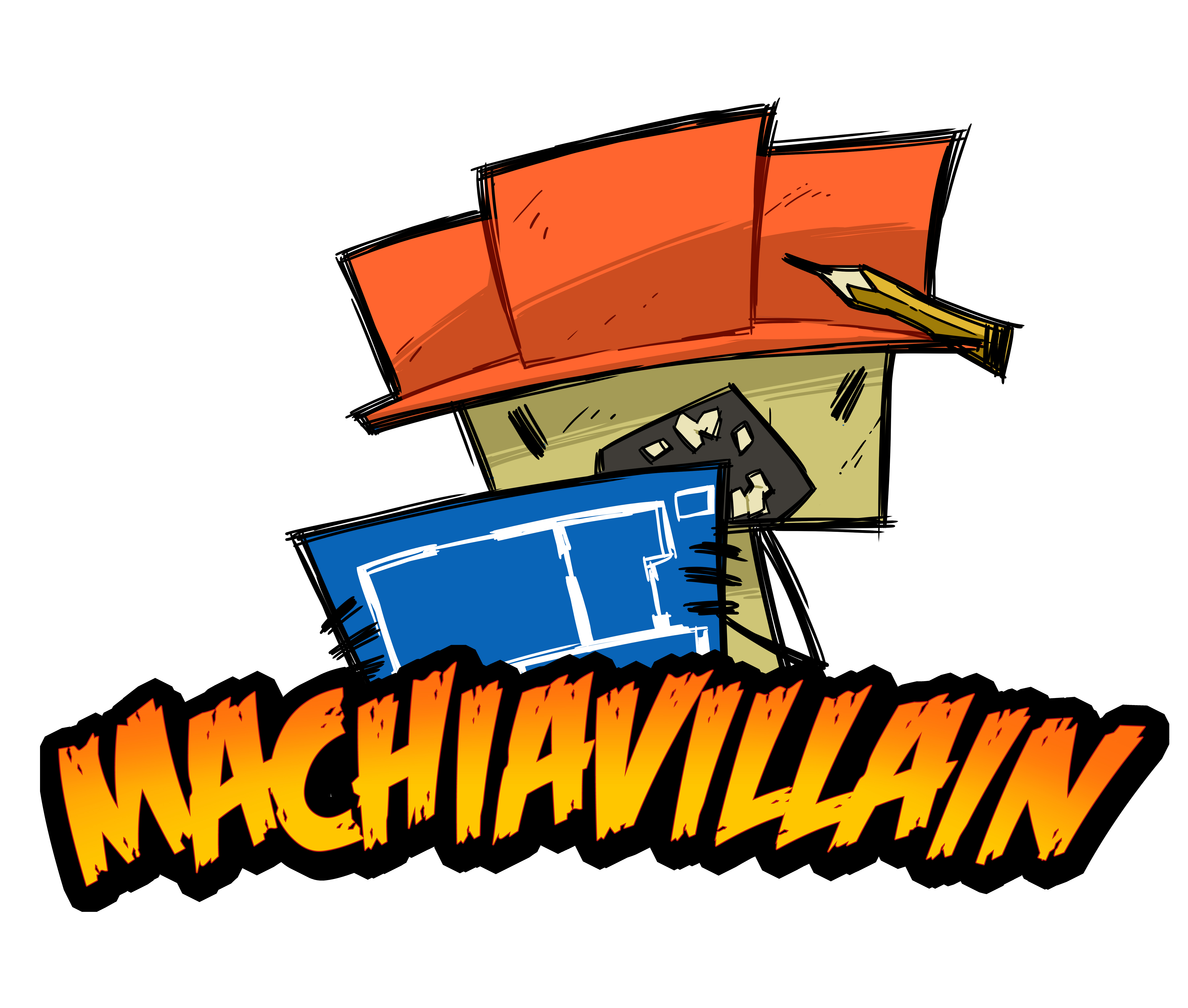 Box art - MachiaVillain