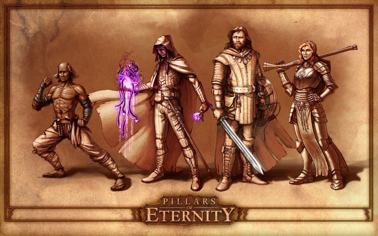 A Guide to Choosing Your Class in Pillars of Eternity