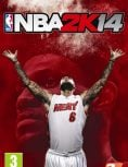Box art - NBA 2K14
