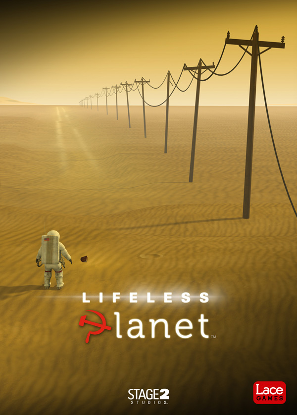Box art - Lifeless Planet