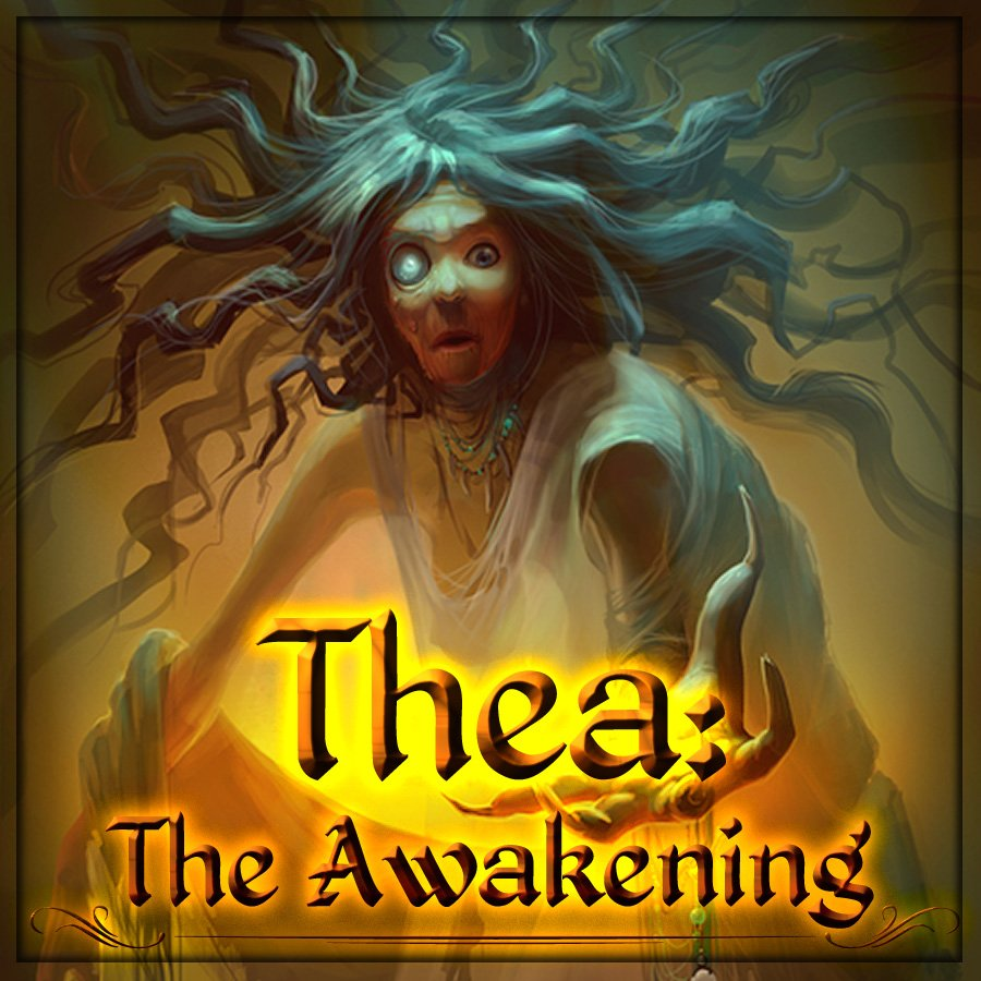 Box art - Thea: The Awakening