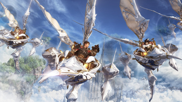 FFXIV: Heavensward Early Access First Impressions - A Great Start