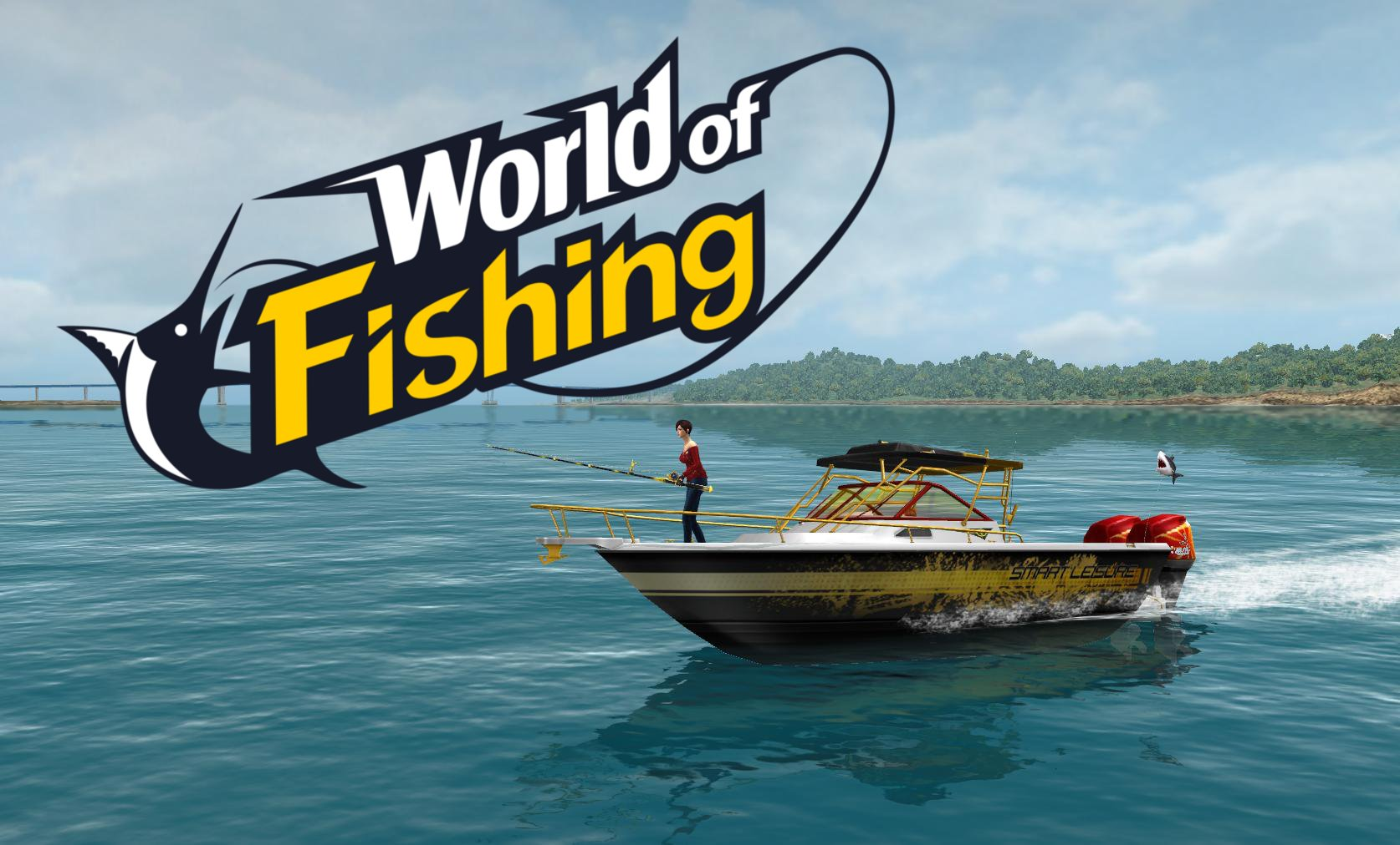 World of fishing archives gamerevolution for Fishing world game