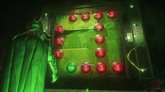 batman arkham knight riddlers revenge orphanage