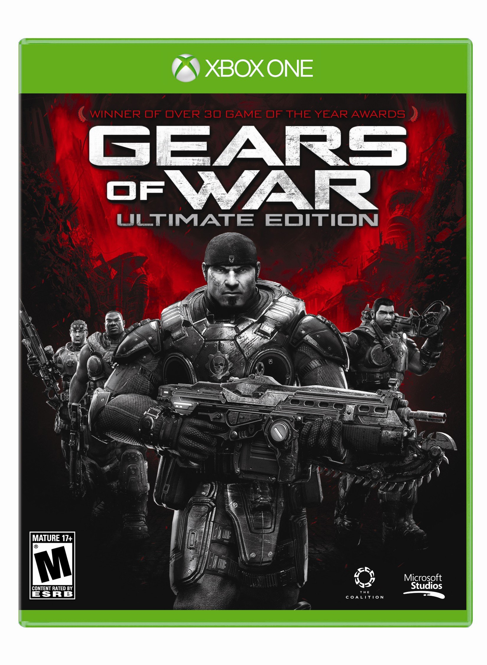 Box art - Gears of War: Ultimate Edition