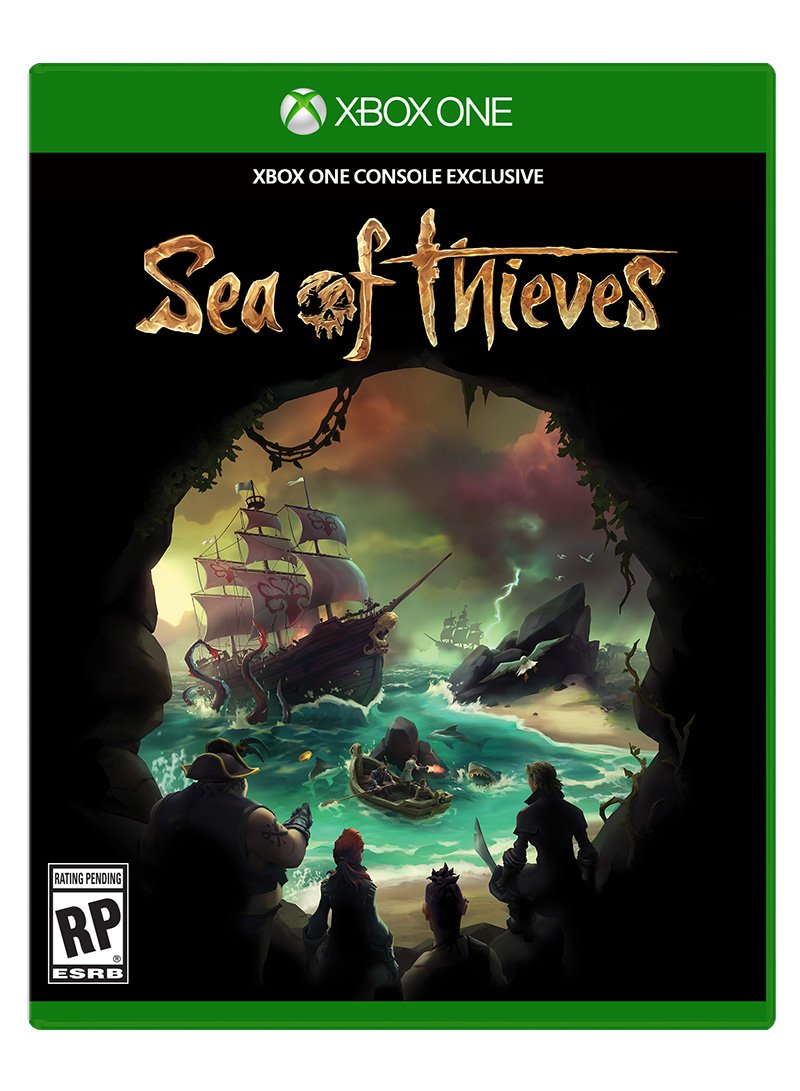 Box art - Sea of Thieves