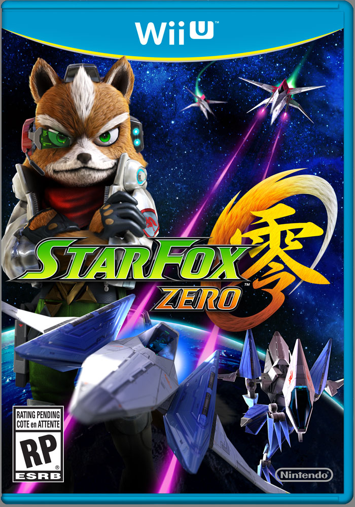 Box art - Star Fox Zero