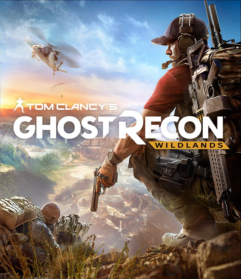 Box art - Tom Clancy's Ghost Recon Wildlands