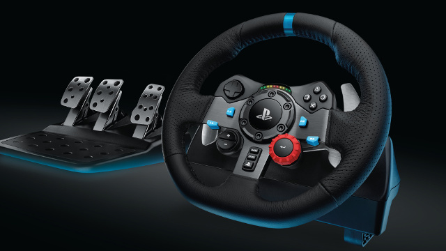 eefb6c3a541 When it comes to racing simulation, nobody has been doing it longer and  with as much success as Logitech. It pioneered the multi-tier library by  offering ...