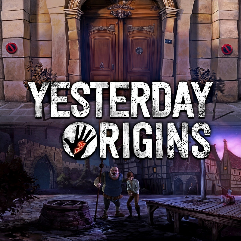 Box art - Yesterday Origins