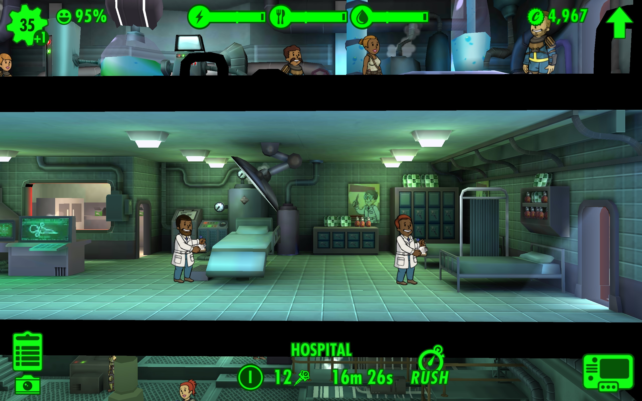 Gimme Shelter: 10 Advanced Tips for Fallout Shelter